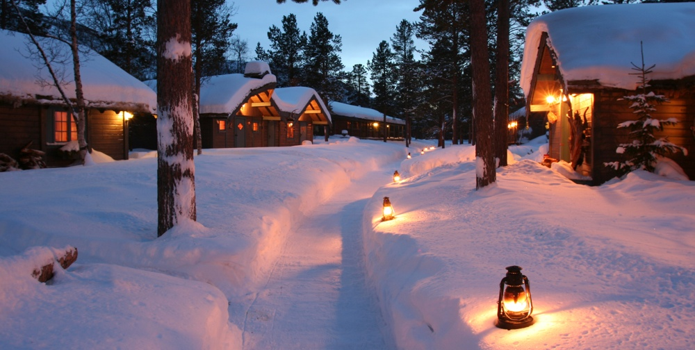 LODGE LAPLAND