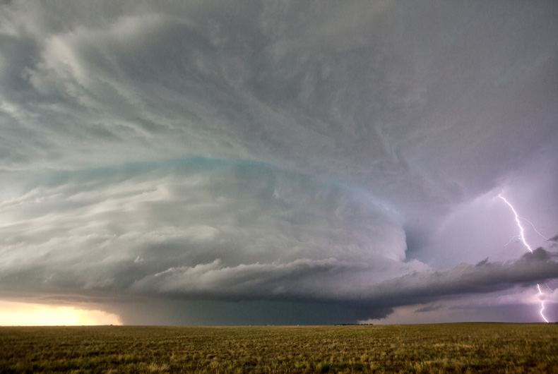 Storm Chasing Across North America